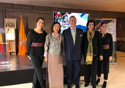 Embajadora Butan - Familia Triay