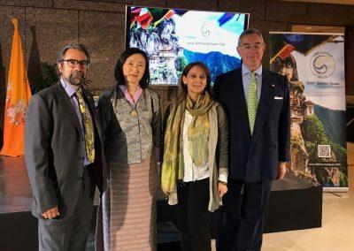 Embajadora Butan - Ian Tryai - Nicolas F Calvo - Bibiana Vasquez 2
